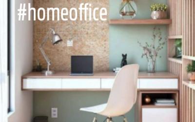 Home Office, Creando un espacio eficiente en casa   –   Myrna Iveth Cárdenas Vásquez