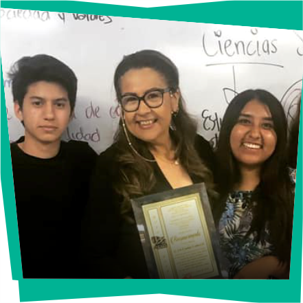 Reinventando estrategias educativas en tiempos de contingencia – Profesora Lupita Valdivia