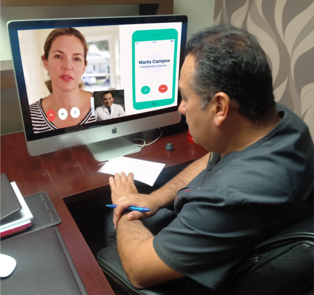 Telemedicina: tecnología para tu salud – Dr. Alejandro Nuricumbo