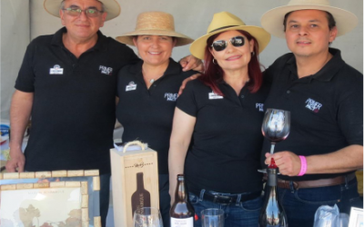 Primer Pacto, Vinos delicados para una tarde de verano – Dulce Díaz