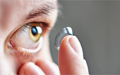 Lentes esclerales, ideales para ojos sensibles – Dr. David Méndez