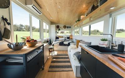 Las nuevas y diminutas casas de IKEA diseñadas para simplificar nuestras vidas – Ecoinventos