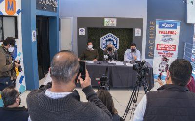 """Capacita """"El Garage"""" a cientos de docentes para el regreso a clases – Xcarett Sánchez"""
