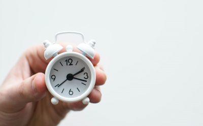 ¿Te falta tiempo? 10 trucos para cumplir con tu agenda – Natalia Calvet