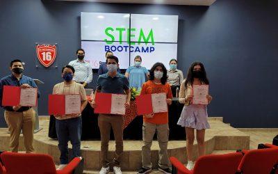 Grupo Educativo 16 de Septiembre imparte su primer STEM BootCamp – Laura Solís